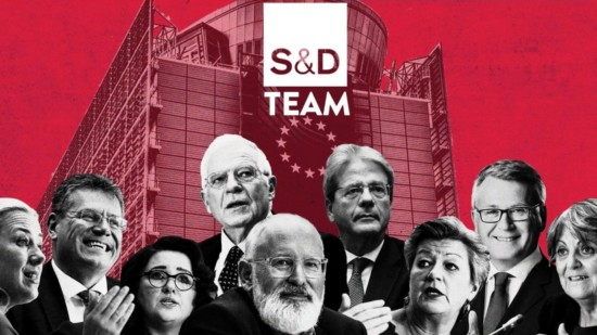Sozialistische Fraktion im Europäischen Parlament