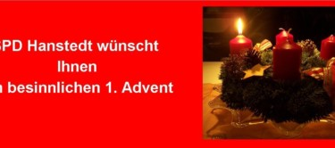 1 Advent Hanstedt