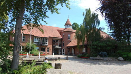 Hanstedt Samtgemeinde Rathaus