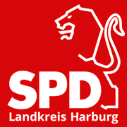Logo SPD Landkreis Harburg